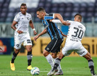 Brasileirão: Grêmio vence e acaba com boa sequência do Botafogo