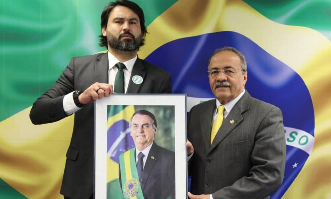 Leo Índio é primo dos filhos de Jair Bolsonaro