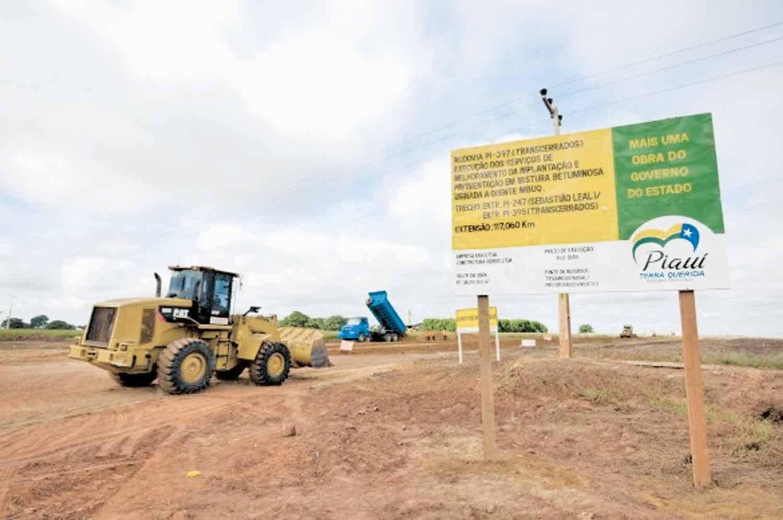 Projeto de PPP prevê licitação para mais de 276 km de estrada