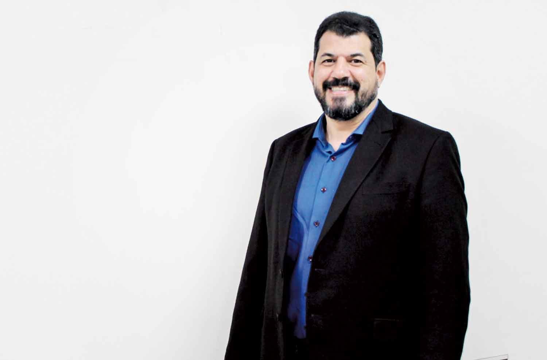 Cleyson Jacomini, diretor presidente da Águas de Teresina