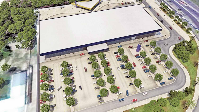 Licitação do Shopping Piauí Moda Center está prevista para novembro