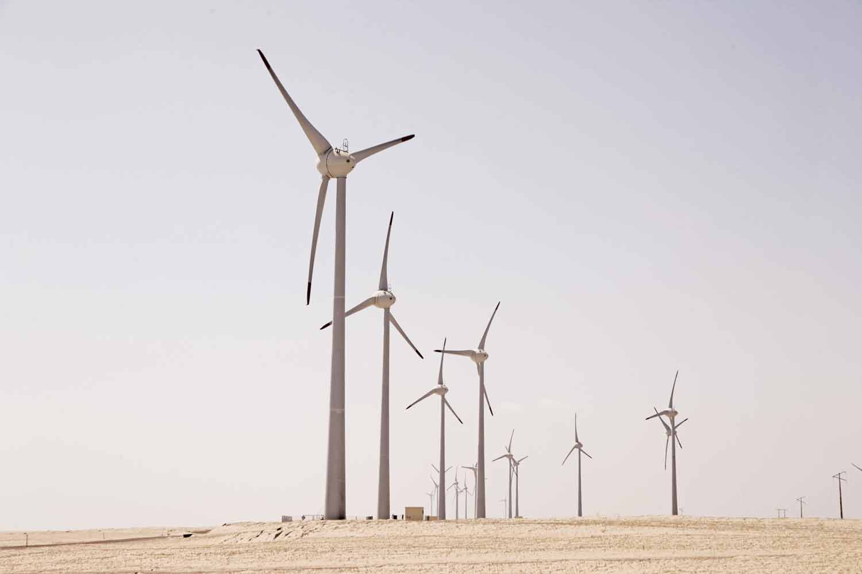 Indústrias e parques de energia eólica impulsionaram desenvolvimento do Piauí - Fotos: Efrém Ribeiros
