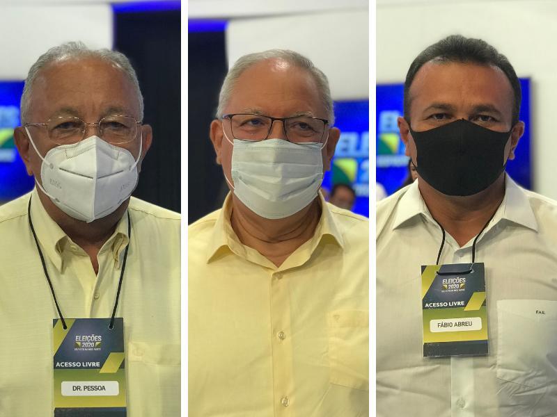 Pesquisa Ibope: Dr. Pessoa tem 34%; Montezuma, 18%; Fábio Abreu,16%