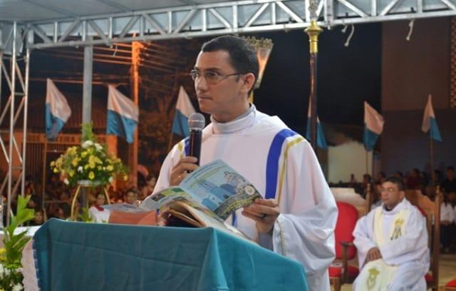 Padre Luis Gomes (Foto: divulgação)