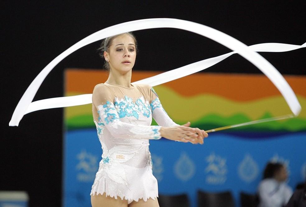 Ana Paula Scheffer (Imagem: Globo Esporte)