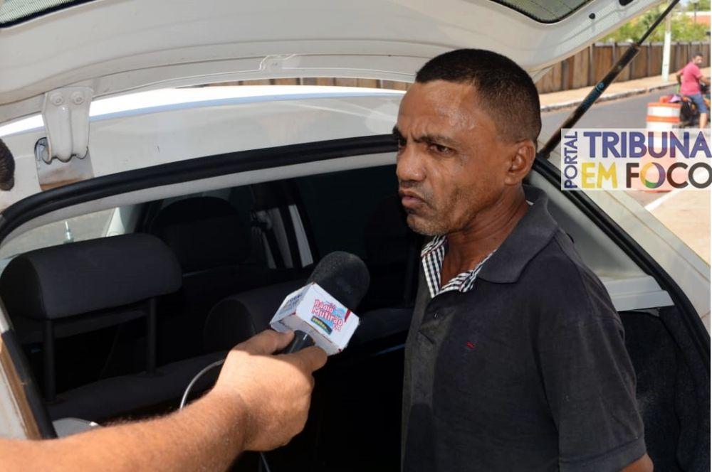 Acusado confessou o crime durante entrevista