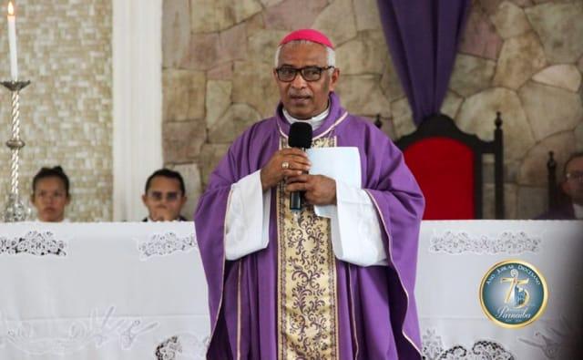 Bispo Dom Juarez (Foto: divulgação)