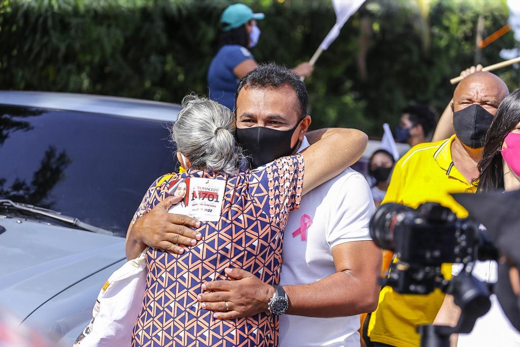 Fábio Abreu participa de mini carreata na zona Sudeste de Teresina - Imagem 3