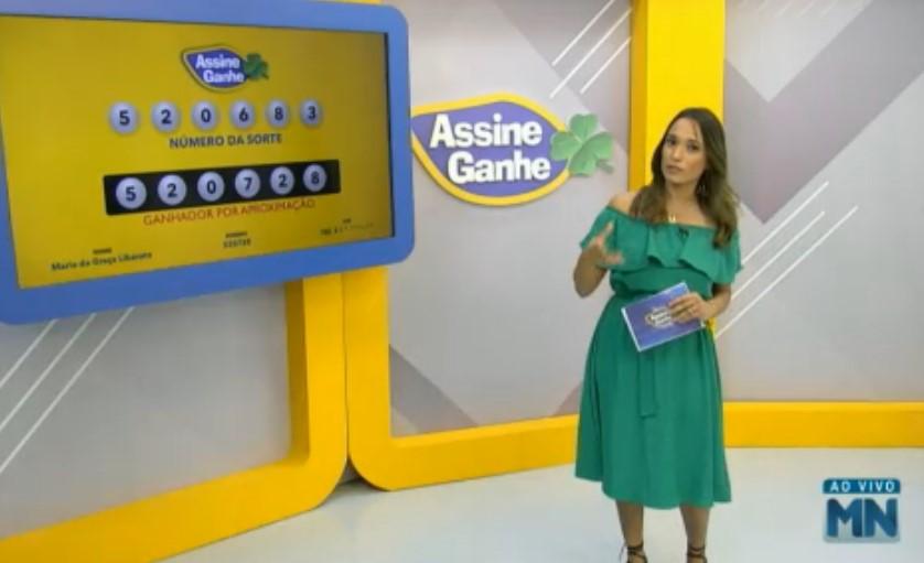 Assine Ganhe: Maria da Graça ganha Renault Kwid 0 Km; veja os números! - Imagem 2