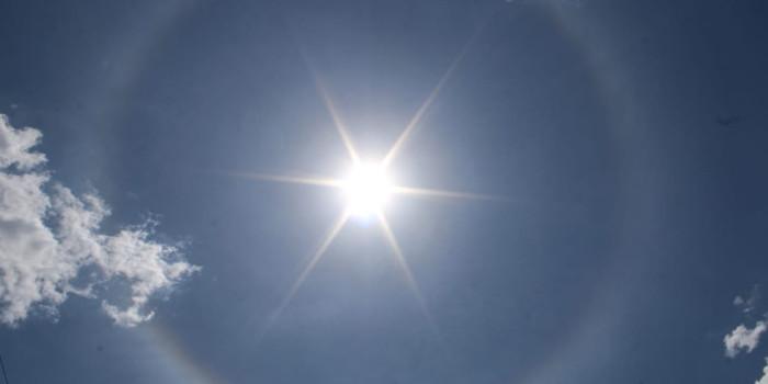 Fenômeno deixa vista solar mais bela em São João da Serra