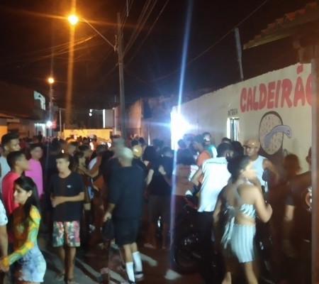 Dois são mortos e vários se ferem durante tiroteio em festa de Timon
