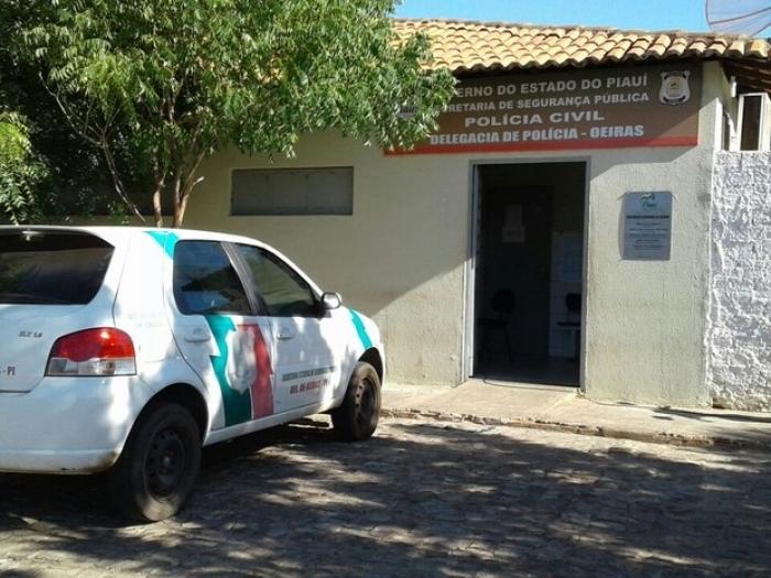 Degacia de Policia Civil de Oeiras (Reprodução)