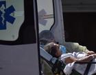 Brasil tem 661 mortes por Covid-19 em 24 horas e chega a 154.837