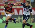 Flamengo vence o Junior e garante 1º lugar do grupo na Libertadores