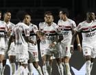 São Paulo chegou ao sexto jogo sem derrota