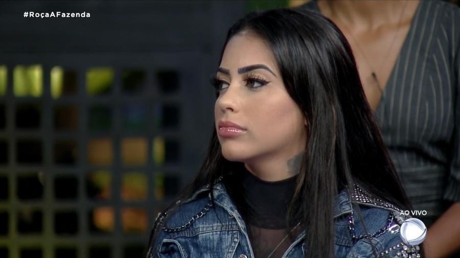 Mc Mirella perde mais de 150 mil seguidores após briga com Raissa