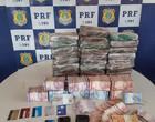 Homem é preso pela PRF com droga avaliada em R$ 3 milhões em Teresina