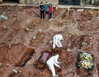 Brasil registra 571 mortes por Covid-19 em 24h e ultrapassa 156 mil