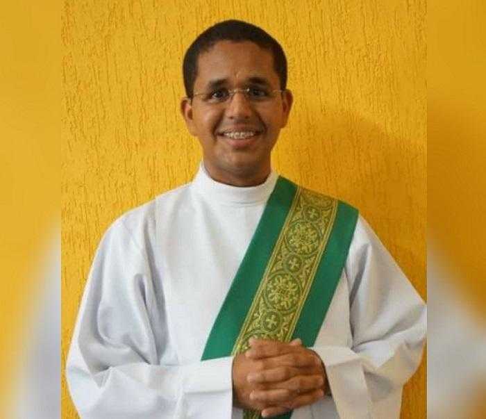 Padre Alcindo Saraiva (Reprodução)