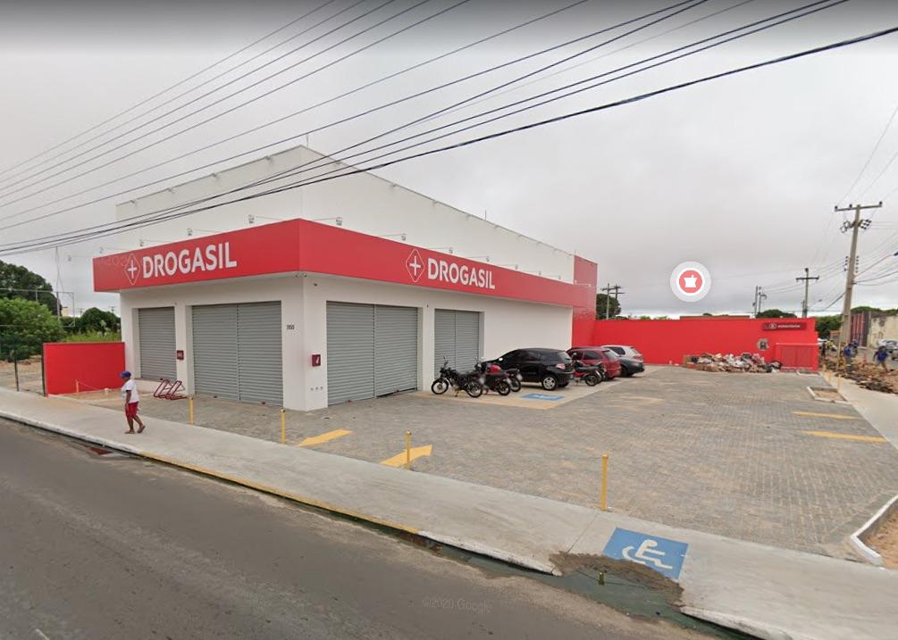 Fármacia é localizada na Avenida Joaquim Nelson