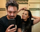 Colunista diz que Maiara e Fernando Zor estão com coronavírus