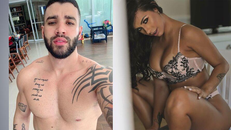 Ex-atriz pornô faz simpatia de R$ 2 mil para casar com Gusttavo Lima - Imagem 1
