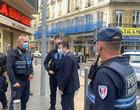 Ataque a faca deixa 3 mortos e feridos na Basílica de Nice, na França
