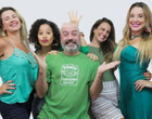 Canal de Rodrigo Candelot estreia no Youtube com comediantes femininas