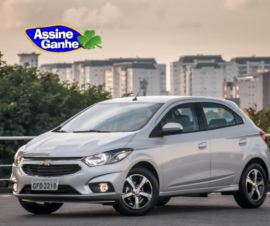 Assine Ganhe: Rogério Oliveira ganha Volkswagen Gol  0 Km - Imagem 2