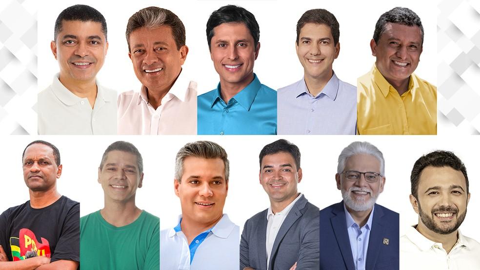 Candidatos a prefeito de Sao Luis