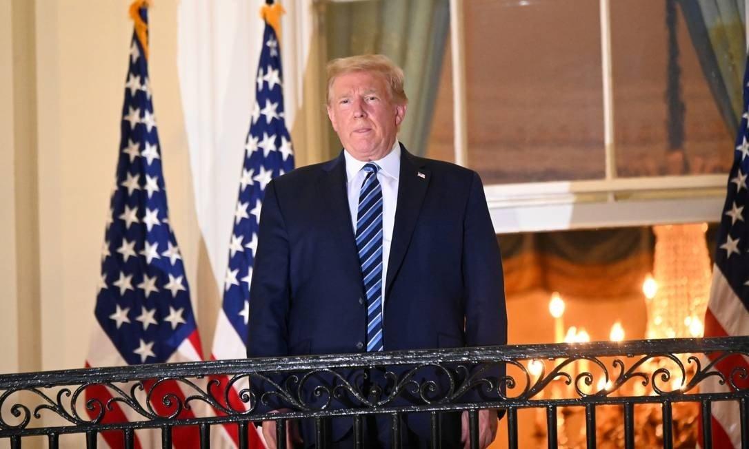 Donald Trump suspendeu as negociações com a Câmara sobre novo pacote de estímulos à economia Foto: Erin Scott / Reuters