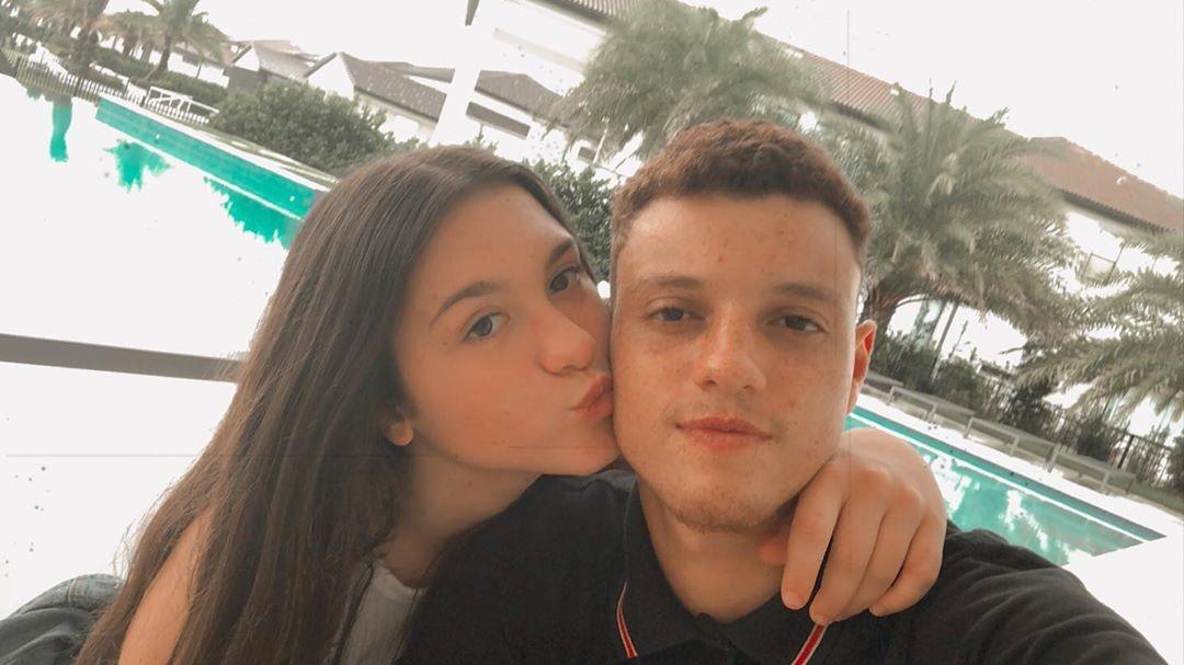 Filha de Gugu Liberato assume namoro com foto nas redes sociais - Imagem 2