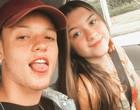 Filha de Gugu Liberato assume namoro com foto nas redes sociais