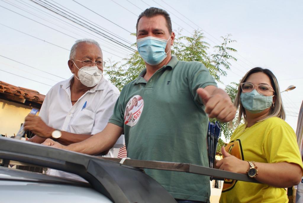 Dr Pessoa faz caminhadas e dialoga com moradores sobre desapropriação - Imagem 4
