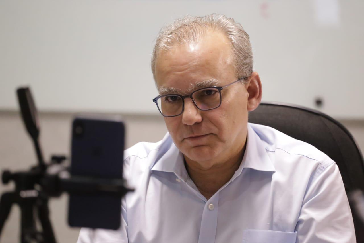 Firmino Filho descarta crescimento da Covid-19 em Teresina (Divulgação)