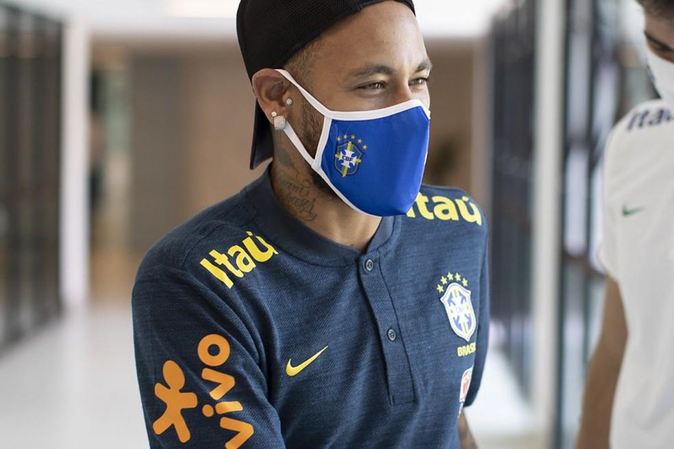 Neymar foi cortado da seleção - Foto: Divulgação/CBF