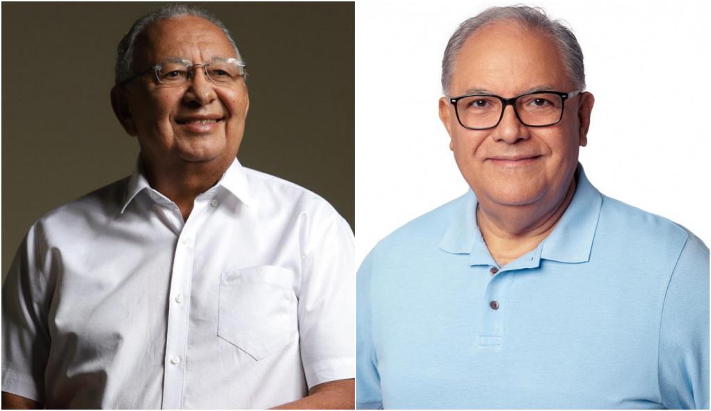 Dr. Pessoa e Kleber Montezuma disputam segundo turno em Teresina