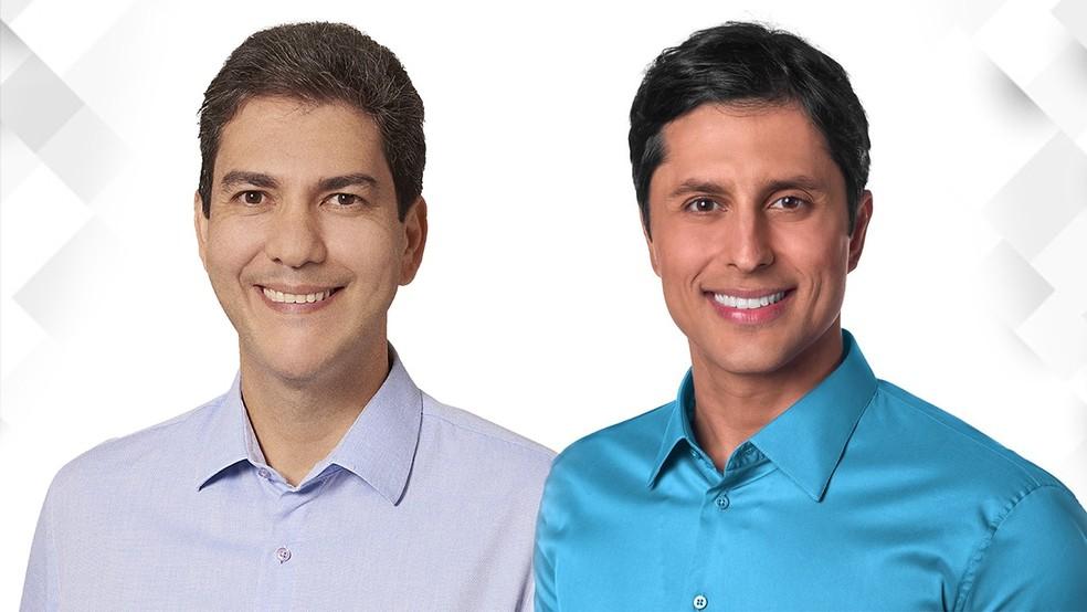 Eduardo Braide e Duarte Júnior vão disputar o 2° turno