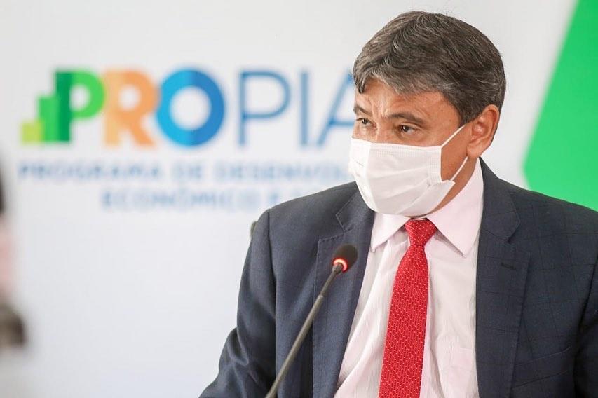 Wellington Dias terá reunião para decidir apoio no segundo turno em Teresina (Divulgação)