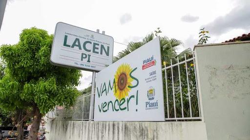 Lacen - Foto: Divulgação/Sesapi