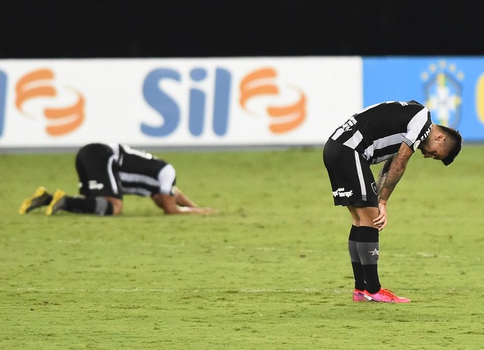 O mesmo vale para o Botafogo