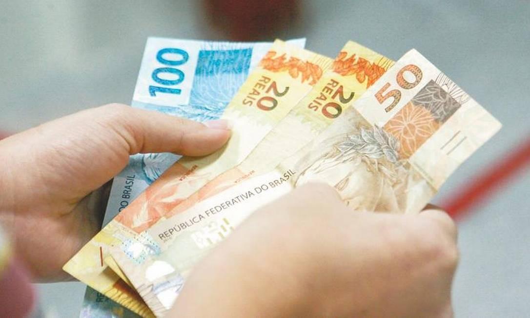 Atualmente, o salário mínimo está em R$ 1.045