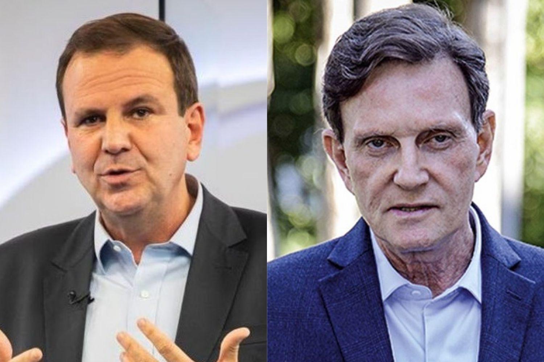 Ibope divulga pesquisa no 2º turno para prefeito do Rio de Janeiro