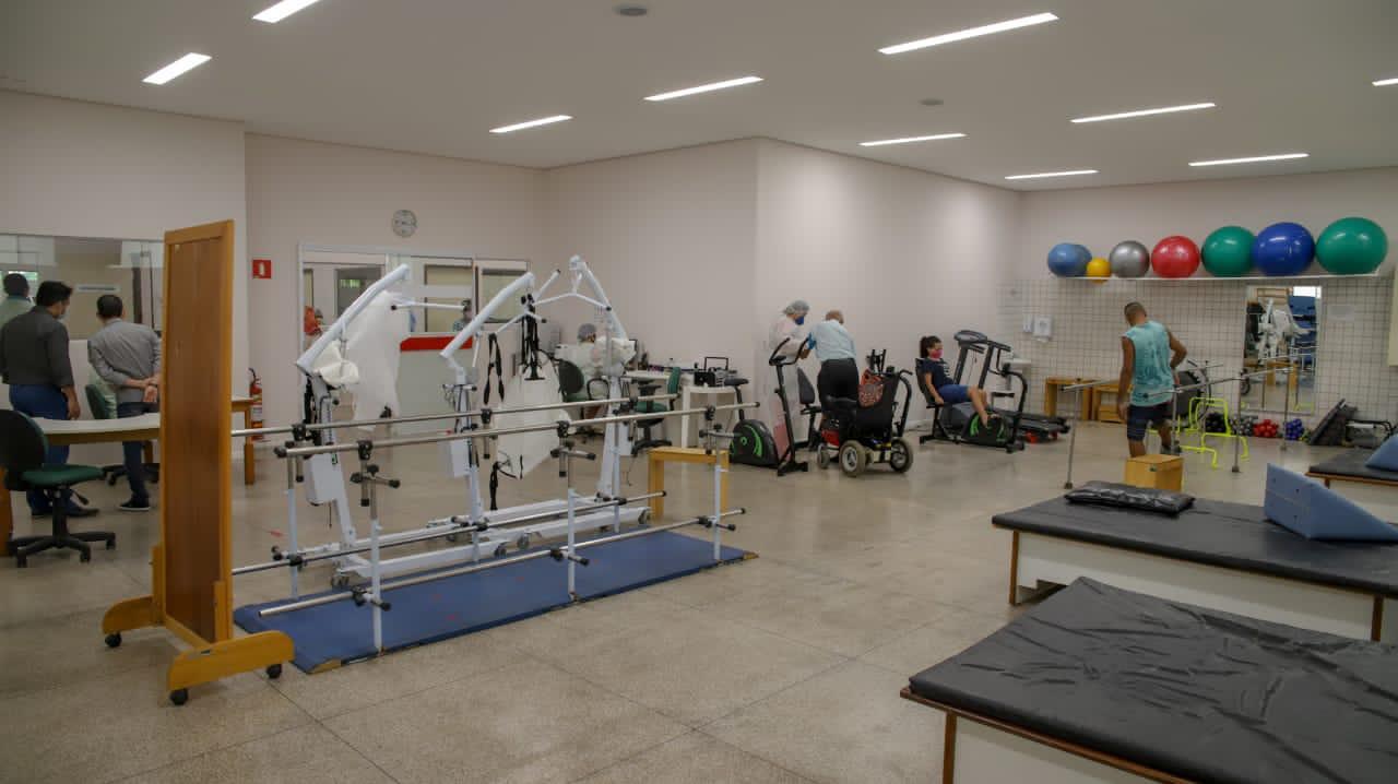 Sesapi inicia reabilitação de pacientes com sequelas da Covid-19 - Imagem 1