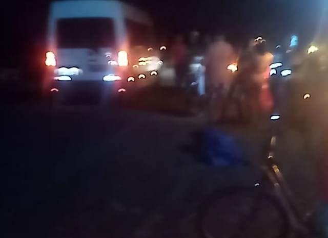 Idoso morre após colidir motocicleta em animal na PI-113 - Imagem 1