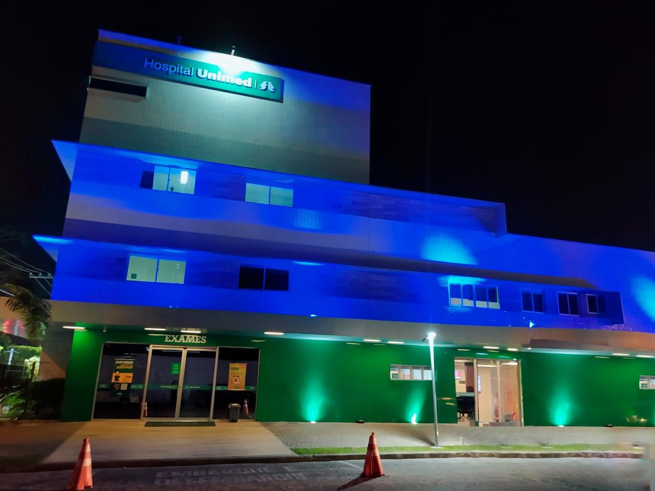 Hospital Unimed Primavera, zona norte de Teresina