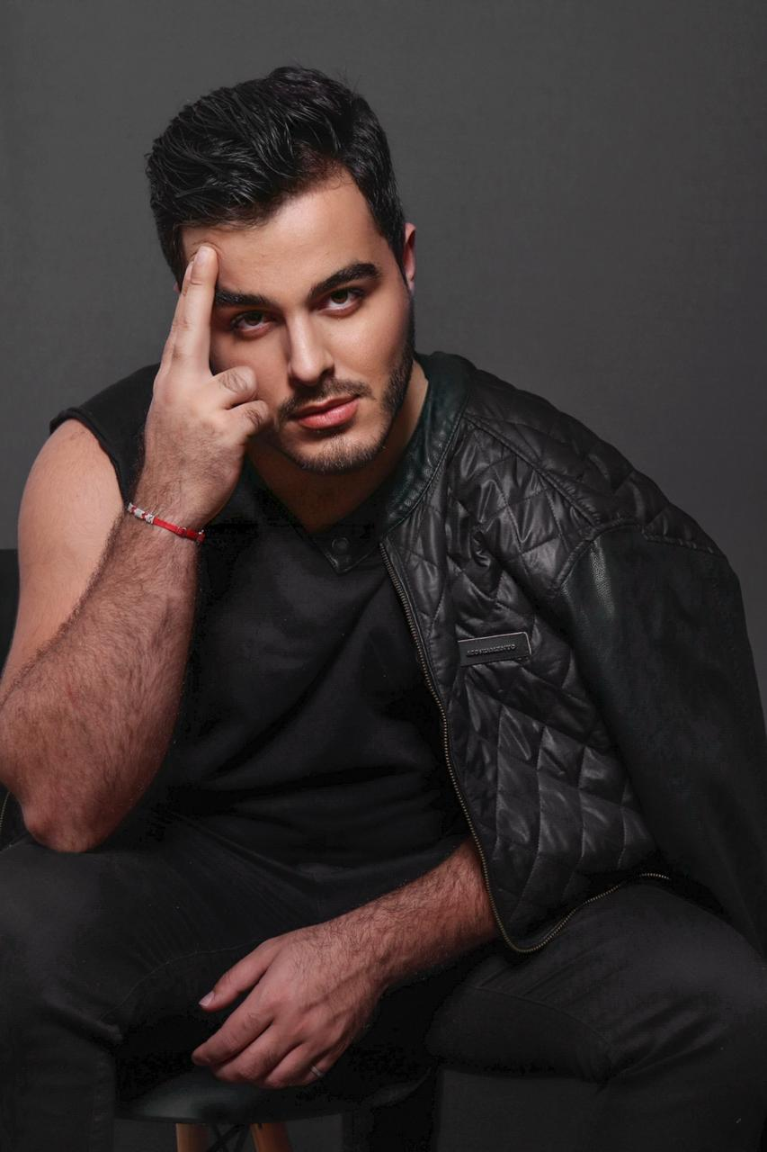 stylist Luiz Plínio