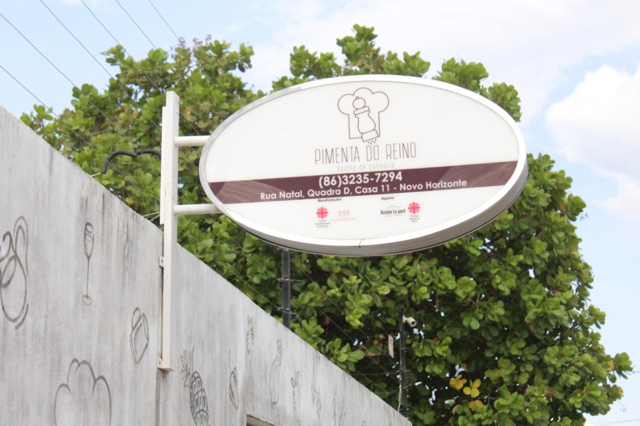 Escola de culinária Pimenta do Reino - Foto: Raíssa Morais