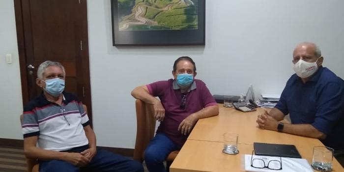 Dr. Wagner Coelho trata das obras de duplicação da PI 247