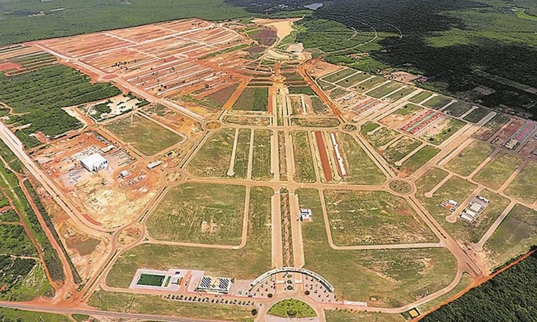 Projeto de cidade inteligente em Laguna, Ceará / Crédito: Divulgação